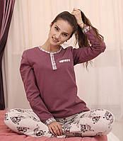 Комплект(М) футболка-брюки, фирменный, Роксана