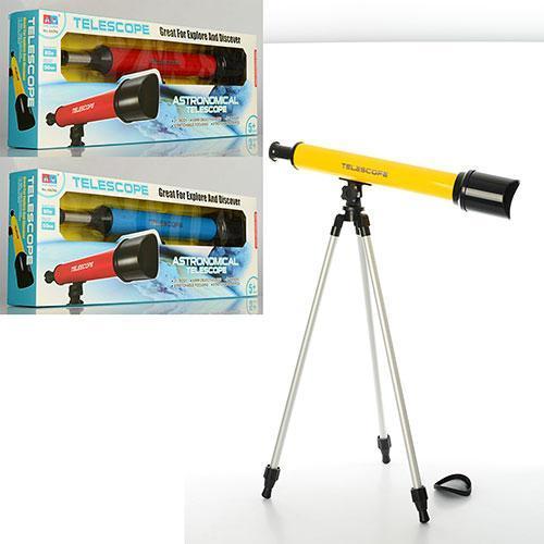 Телескоп с штативом детский 6609A