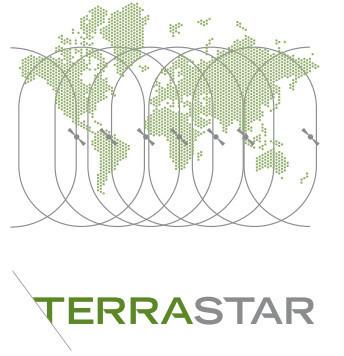 Платний сигнал TerraSTAR C (4 см) - 2 місяці