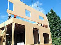 Возведение панельных зданий