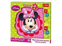 "Пазлы крупные для малышей ""Disney. Minnie"", Trefl, 36117"
