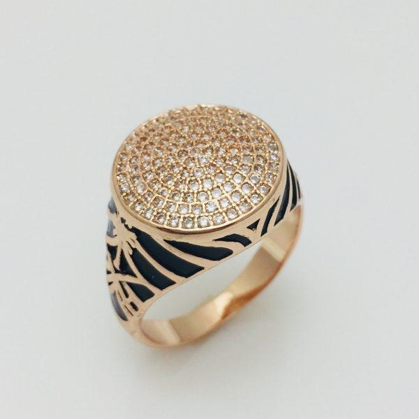 Перстень Fallon Панночка, размер 19, 20, 21, 22