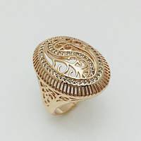 Перстень женский Fallon Древо, размер 16, 17, 18, 19 ювелирная бижутерия