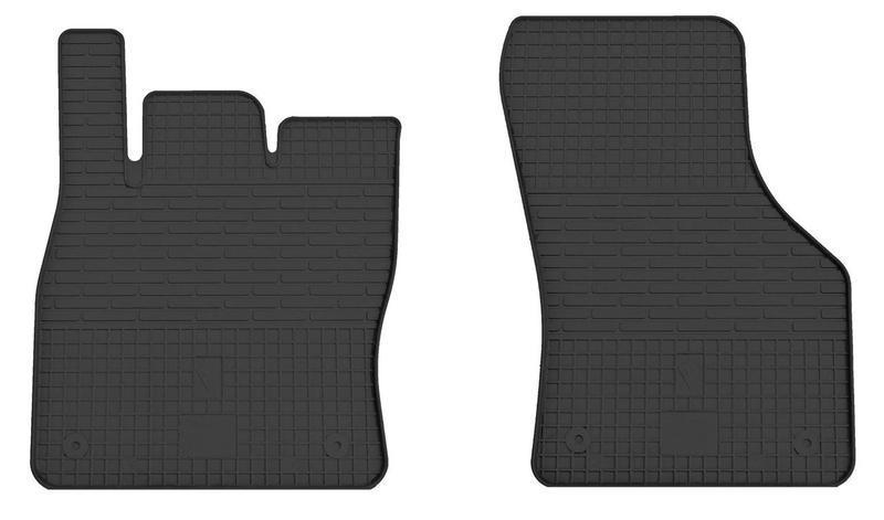 Резиновые ковры Stingray SKODA Octavia III 13-/VW Golf VII 13-/SEAT Leon 12-/Audi A3 12 - 2м.