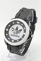 Мужские спортивные наручные часы Adidas черные