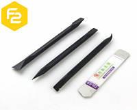 Нож-открывалка и набор двухсторонних лопаток для ремонта смартфонов и планшетов