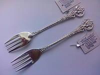 Серебряная вилка. Столовое серебро 925 пробы