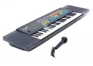 Орган з мікрофоном