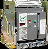 Воздушный автоматический выключатель АВ3009C (стационарный)    3P  In=3200А