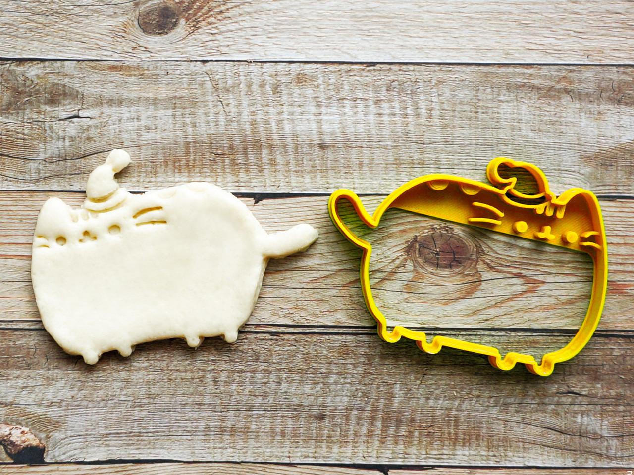 Пушин Кет №2 - Форма для печива і пряників