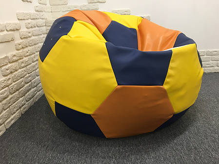 Кресло мешок мяч Экокожа 4 цвета, фото 2