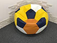 Кресло мешок мяч Экокожа 4 цвета, фото 3