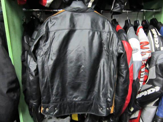 Мотокуртка бу кожа  HIGHWAY, фото 2