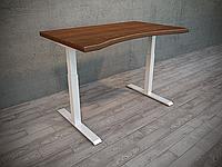 Эргономичный компьютерный стол Prime ERGO регулируемый по высоте для работы сидя-стоя с одним приводом