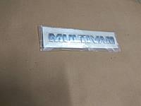 Автомобильная надпись Multivan