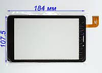 Сенсор, тачскрин планшета Nomi C070010 Corsa (белый/чёрный) PB70PGJ3535