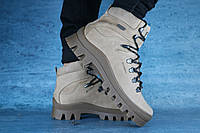 Ботинки мужские зимние Shark оливковые 10439