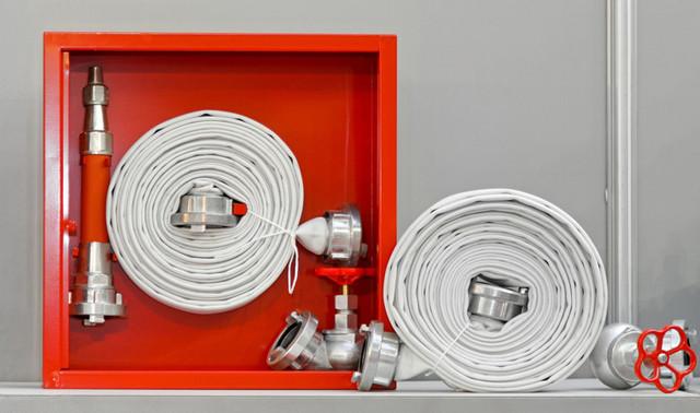 внутренний потивопожарный трубопровод