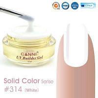 Конструирующий гель Canni Uv Builder gel 15 ml. 314