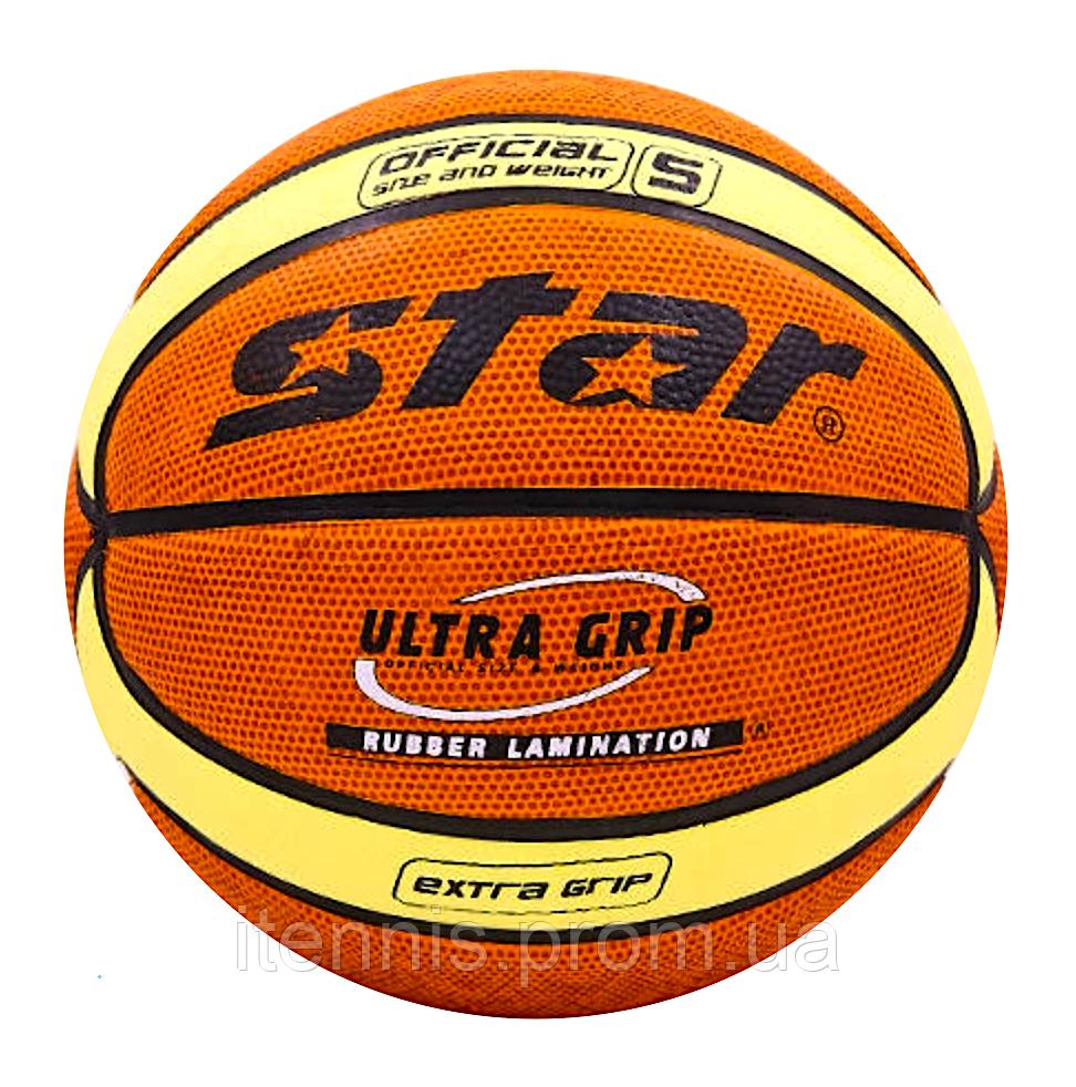 Баскетбольный мяч Star Ultra Grip №5