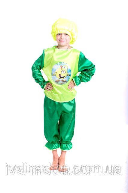 """Детский карнавальный костюм """"Яблоко"""""""