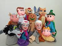 """Кукольный театр """"Три сказки""""(7101-3)"""