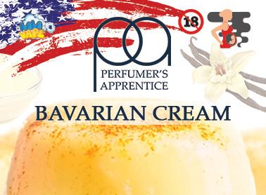 Bavarian Cream ароматизатор TPA (Баварский крем)