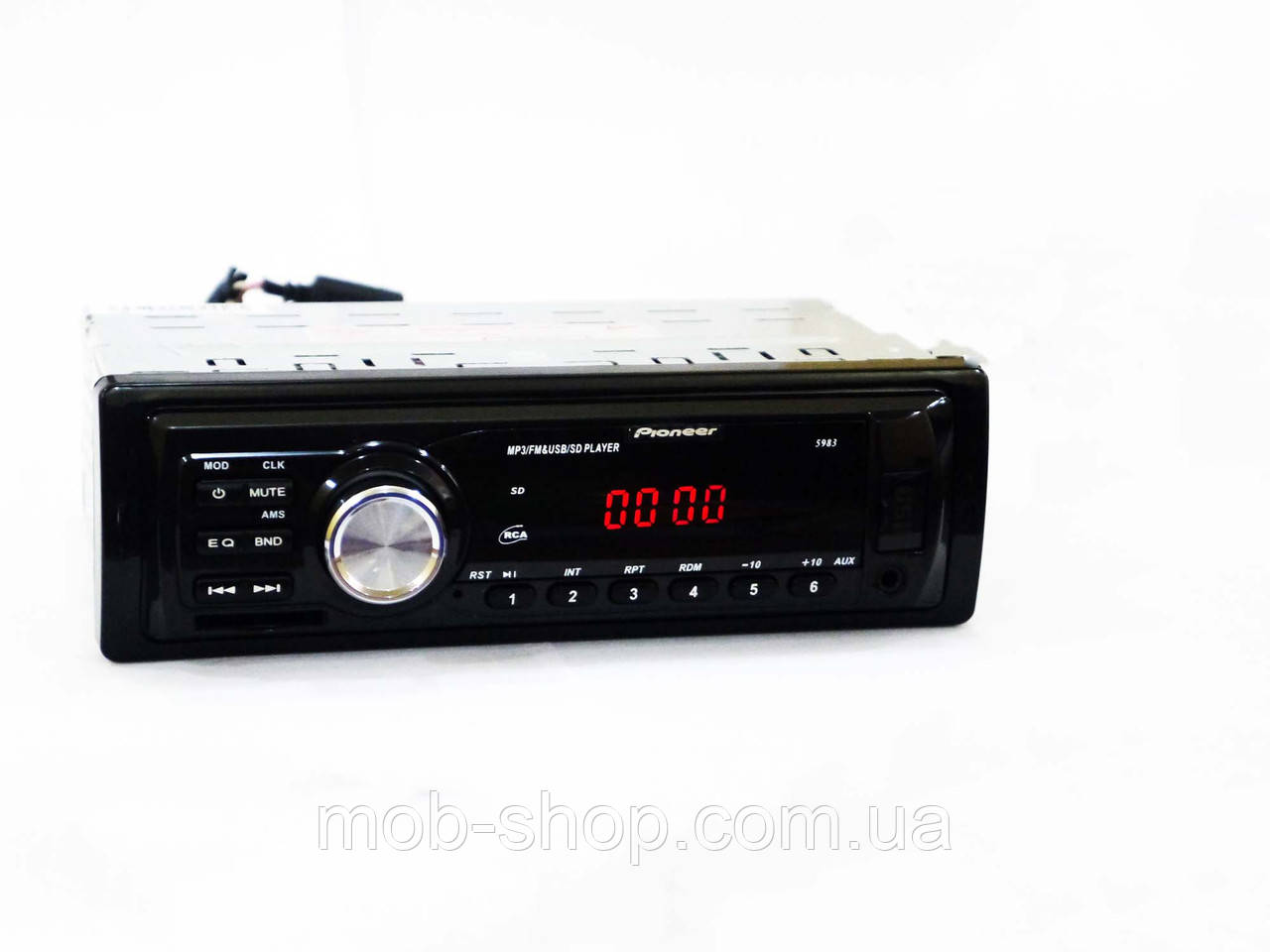Автомагнитола пионер Pioneer 5983 MP3+Usb+Sd+Fm+Aux