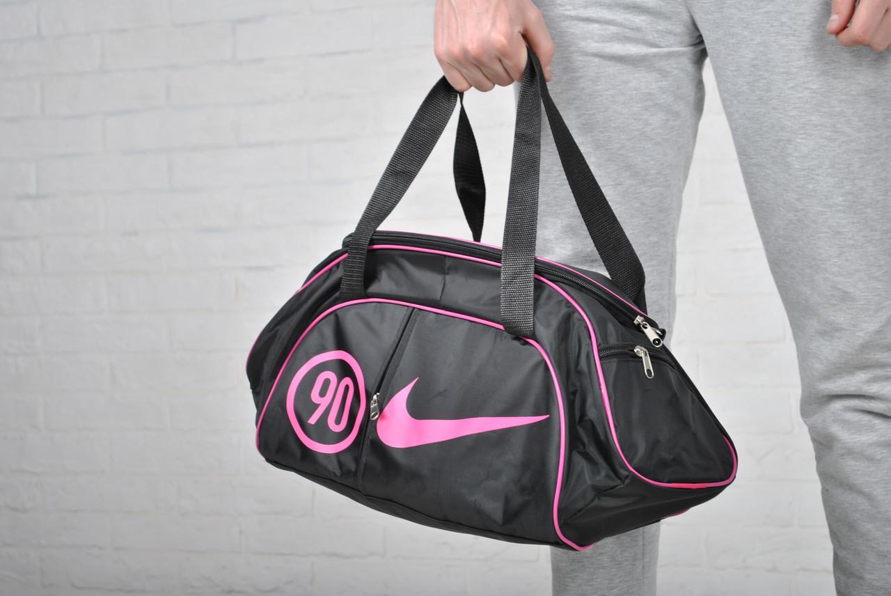 Женская спортивная сумка найк (Nike), дорожная купить в интернет ... d6565b7581a