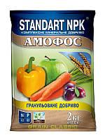 Комплексное минеральное удобрение Аммофос 1 кг (N-12%, P-52%)