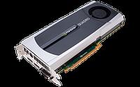 Видеокарта NVIDIA Quadro 6000 6 ГБ GDDR5 бу