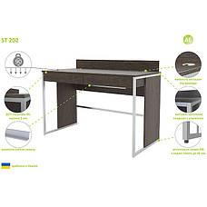 Письменный Стол (Стол для Ноутбука) Aluint Study 202, фото 3