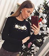 """Гарний жіночий светр """"Смерека"""", фото 1"""