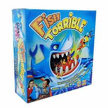 "Игра Fish Torrible  (""Озорная рыбка"" или ""Акуломания"")"
