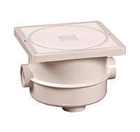 Распределительная коробка прожектора, бежевая, фото 1