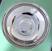 Срібна миска