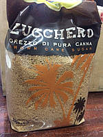 Сахар тростниковый Zucchero Grezzo di Pura Canna 1 кг