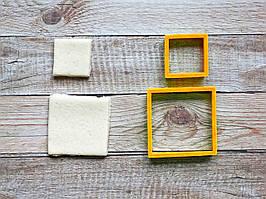 Квадрат - Форма для печива і пряників