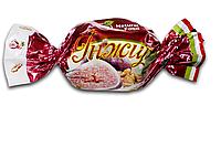 Конфеты Инжир+грецкий орех в шоколаде 1000 г в коробке