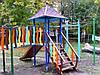 Детские площадки для городского двора