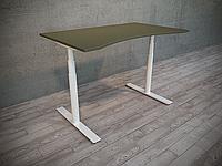 Эргономичный компьютерный стол Modern ERGO регулируемая по высоте для работы стоя-сидя с двумя моторами
