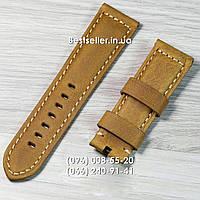 Ремінець до годинників OFFICINE PANERAI Light/brown., фото 1