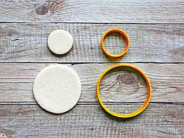 Круг - Форма для печива і пряників