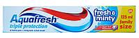 Aquafresh,Зубная паста Освежающе - мятная 125 мл