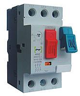 Автоматический выключатель защиты двигателя АВЗД 2000/3-D1    (0.63-1A)