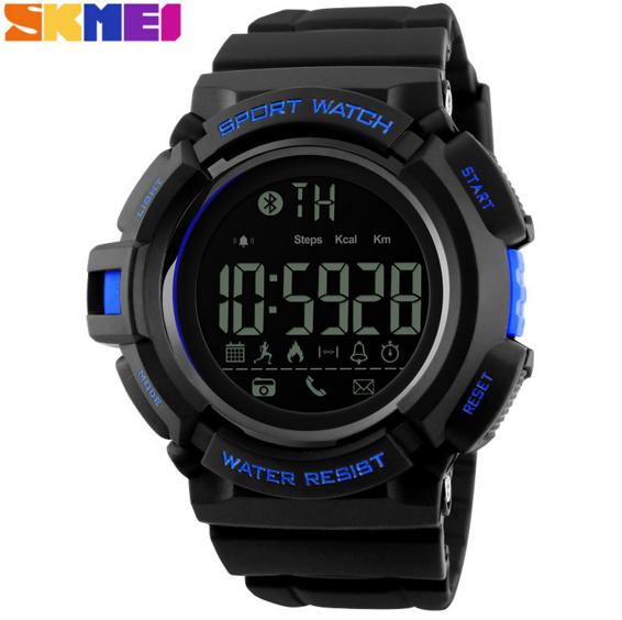 Часы наручные SKMEI 1245 Bluetooth blue