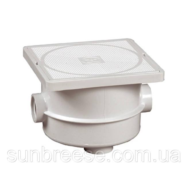Распределительная коробка прожектора, белая