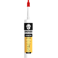 Герметик акриловий GROVER A100 білий 300мл
