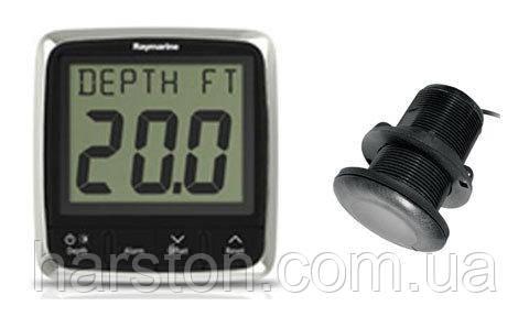 Индикатор Raymarine i50 DEPTH с врезным датчиком глубины