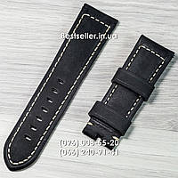 Ремешок к часам OFFICINE PANERAI  Black. , фото 1